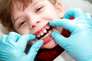 dental para niños clinica fernandez casquero